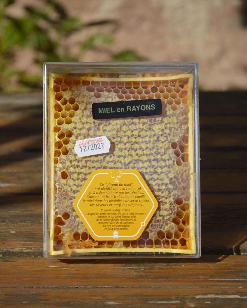 Rayon de miel